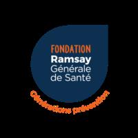 Logo Fondation Ramsay GDS + baseline
