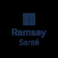 Logo Ramsay GDS bleu