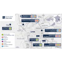 Carte Pôle Lyon