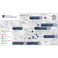 Carte Pôle IDF Nord-Ouest