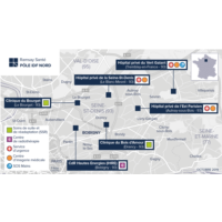 Carte Pôle IDF Nord