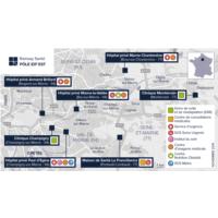 Carte Pôle IDF Est