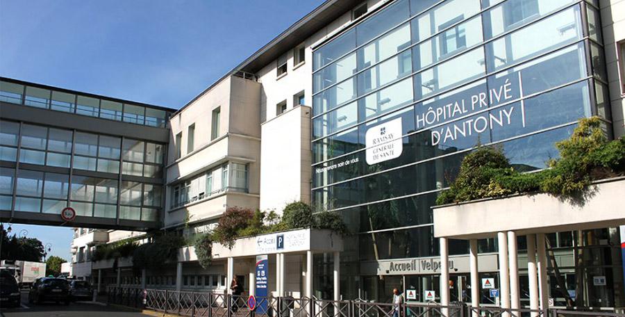 Hôpital privé d'Antony