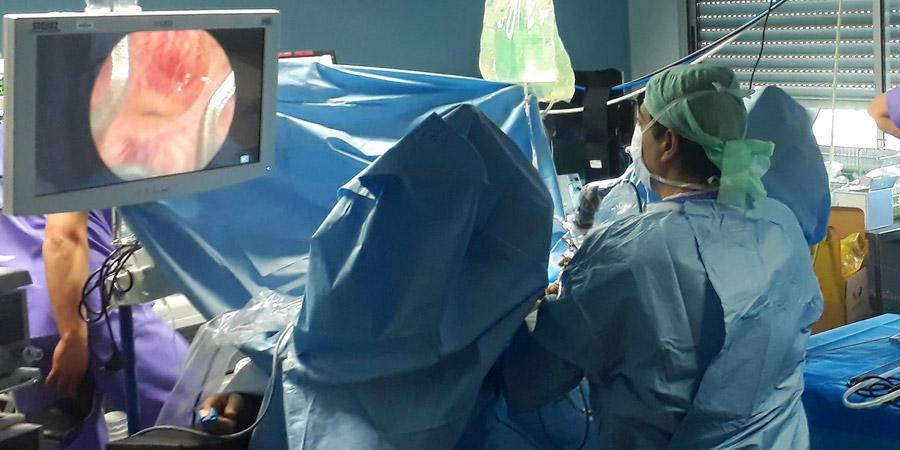 L'Hôpital privé du Vert Galant (93) propose une technologie de pointe pour la chirurgie de la prostate : l'énucléation prostatique par laser