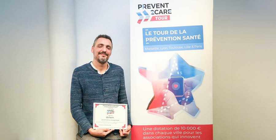 Prevent2Care Tour : 3ème étape à Toulouse