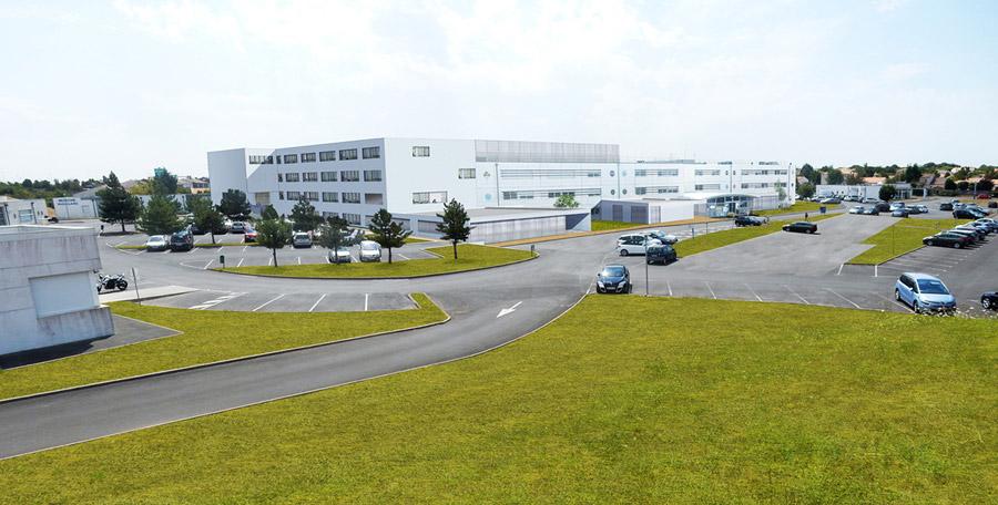 La Clinique de l'Atlantique à La Rochelle mobilisée aux côtés du Groupe Hospitalier Littoral Atlantique face à l'épidémie de Covid-19