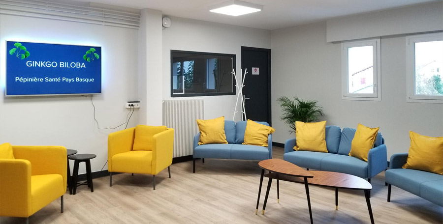La Clinique Aguiléra, la Clinique Belharra et la Clinique Jean Le Bon accélèrent des start-ups innovantes en santé via la création de la Pépinière San